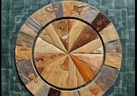 Tajemství dřeva
