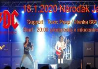 AC/DC Czech revival /Toxic People/ Hanka 666