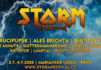 Storm Festival 2020 - Brno