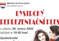 Bystrcký reprezentační ples 2020 - Brno