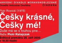 Česky krásné Česky mé