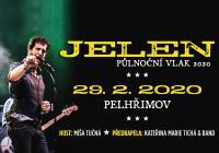Jelen - Půlnoční vlak 2020 Pelhřimov
