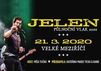 Jelen - Půlnoční vlak 2020 - Velké Meziříčí