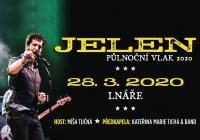Jelen - Půlnoční vlak 2020 - Lnáře