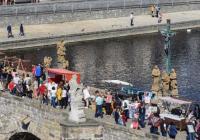 Jarní slavnost na Kamenném mostě