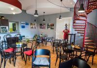 Česání času   Michal Bauer   Café Klášter