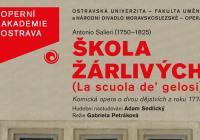 A. Salieri: Škola žárlivých