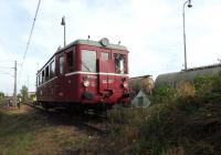 Muzeum MHD a železnice v Rosicích nad Labem