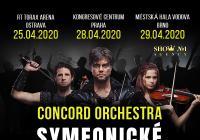 Concord Orchestra - Symfonické rockové hity - Pan tmy