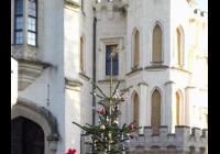 Zámek Hluboká v prosinci opět přivítá návštěvníky