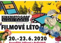 Kinematograf bratří Čadíků 2020 - Jablonné v Podještědí
