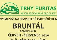 Farmářské a řemeslné trhy Puritas 2020 v Bruntále