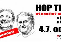 HOP TROP - výjimečný koncert