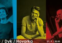 Endru & Vojtěch Dyk & JeN Hovorka na lodi
