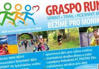 Graspo run - Běžíme pro Moniku