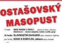 Ostašovský masopust 2020 - Liberec