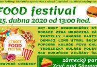 FOOD festival Zruč nad Sázavou