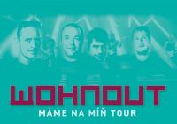 Wohnout - Máme na míň tour 2020 - Čelákovice
