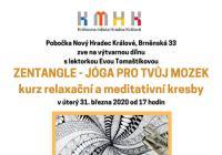 Zentangle - Kurz meditativní kresby