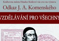 Odkaz J. A. Komenského - Vzdělávání pro všechny