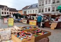 Farmářské trhy 2020 na náměstí v Ústí nad Orlicí