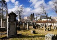 Židovský hřbitov Jihlava