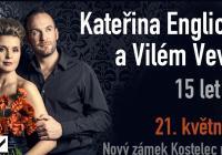Kateřina Englichová a Vilém Veverka
