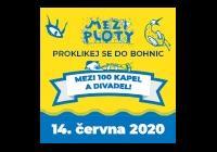 LIVE stream - Mezi Ploty - Praha 2020