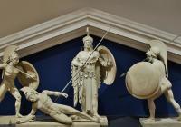 Komentované prohlídky expozice Okouzleni antikou