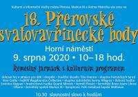 Svatovavřinecké hody 2020 v Přerově