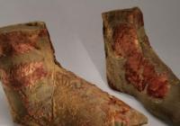 Funerální textilie z královských hrobů