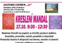 Kreslení mandal - sobotní tvořivý seminář