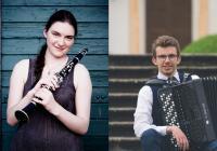Anna Paulová - klarinet, Milan Řehák - akordeon