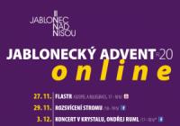 LIVE stream - Jablonecký Advent online