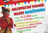 Masopust 2020 - Maršíkov