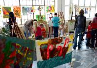 Kreativní zóna / workshopy pro děti i dospělé na Kolben Open 7