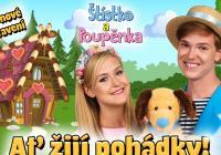 Štístko a Poupěnka - Ať žijí pohádky! Praha