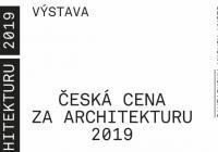 Česká cena za architekturu 2019