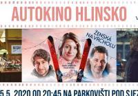 Autokino Hlinsko – Ženská na vrcholu