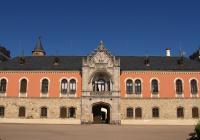Voda, voděnka - Virtuální prohlídka zámku Sychrov