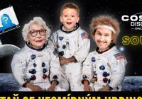 Letní soutěž Staň se vesmírným hrdinou!