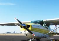 Pilotovat letadlo a přistát na Ruzyň