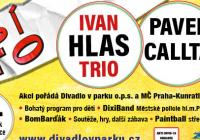 Babí léto: Ivan Hlas Trio a Pavel Callta