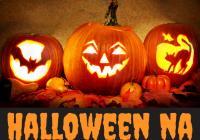 Halloween na Černé Studnici