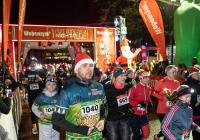 Christmas NIGHT RUN Olomouc 2020