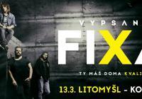 Vypsaná Fixa 2020 - Litomyšl