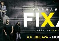 Vypsaná Fixa 2020 - Jihlava