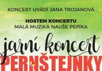 Jarní koncert Pernštejnky v Pardubicích