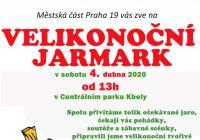 Velikonoční jarmark 2020 - Praha Kbely