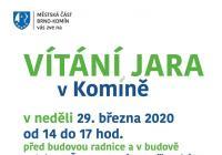 Vítání jara 2020 - Brno Komín